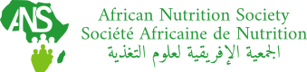 African Nutrition Society Logo